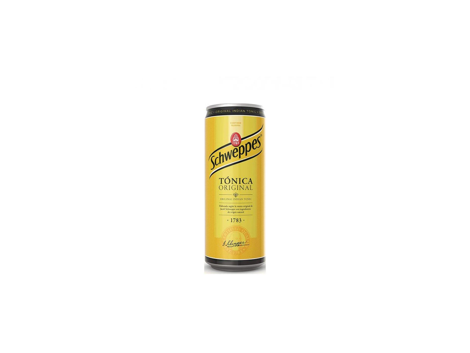 TÓNICA – LATA 33 CL