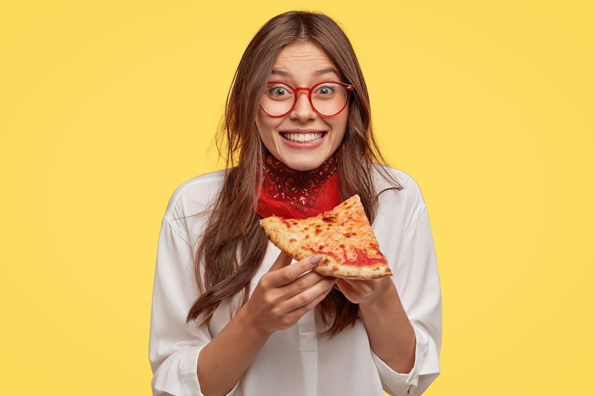 beneficios de la pizza